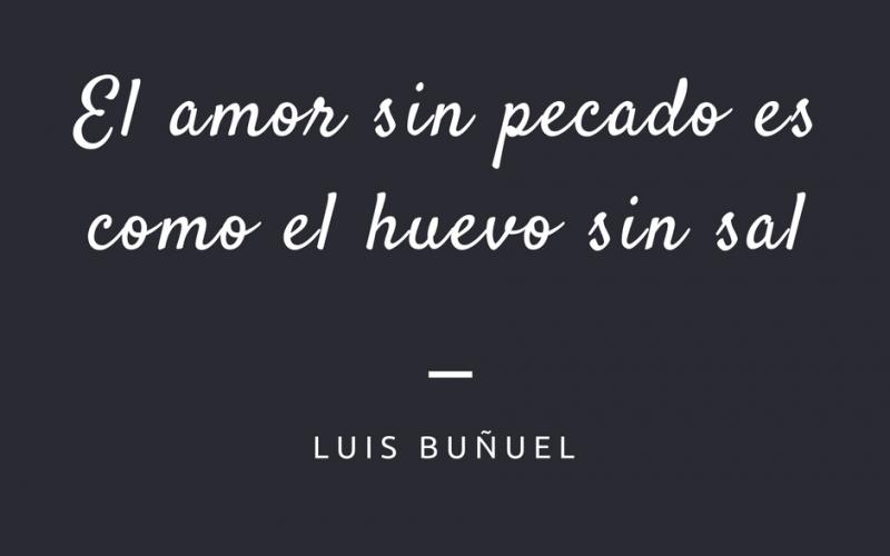 Buñuel y el amor